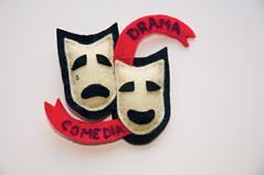 Mascaras teatro