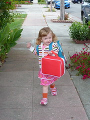 Second day of Preschool