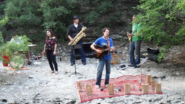 Concert by Blunn Creek