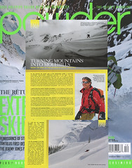 Powder Magazine: Greg Hill Article