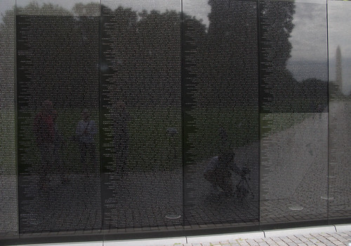 7274 Vietnam Memorial, Washington, DC