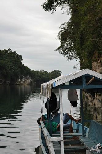 Pinacanauan Boat