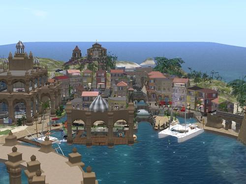 Visiwa Harbor
