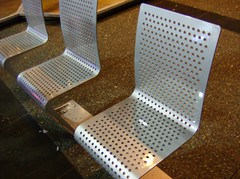 2010 VANCOUVER WINTER OLYMPICS | GRANVILLE STREET'S NEW SEATS