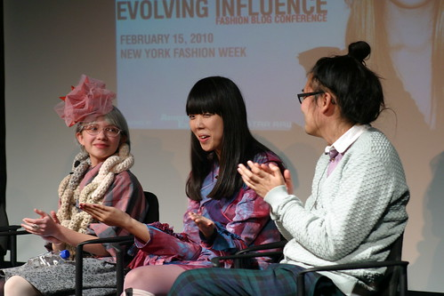 IFB Con Future of Fashion Blogging Panel