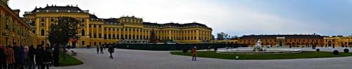Wien: Schonbrunn