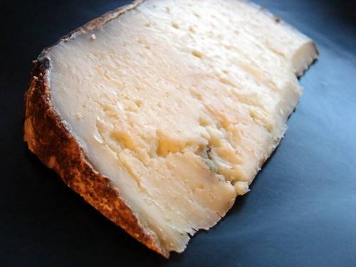experimental goat cheese