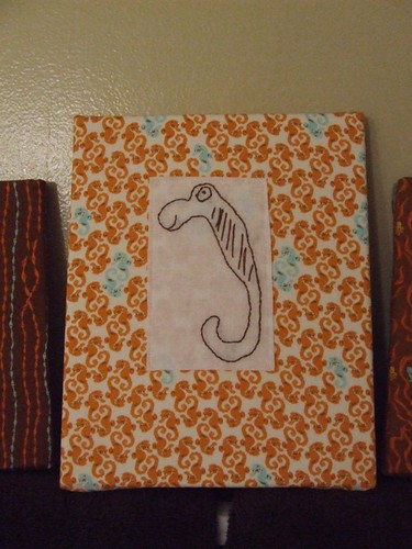 Mendicino Seahorse