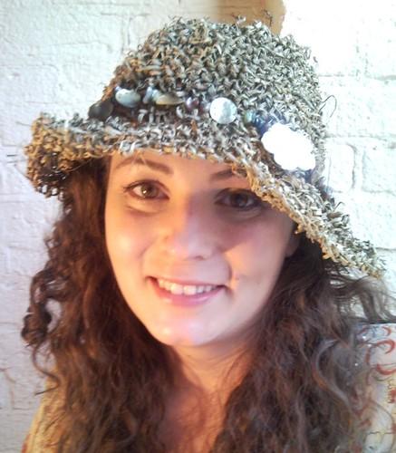 Sea Grass Knit hat