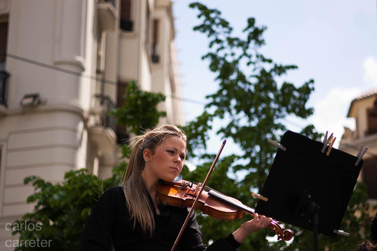 Música para el futuro - violín