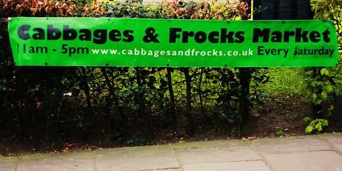 cabbages & Frocks Market