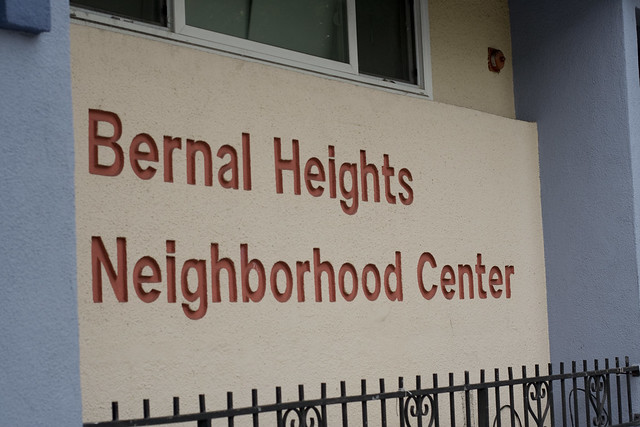 bernal heights neighborhood center