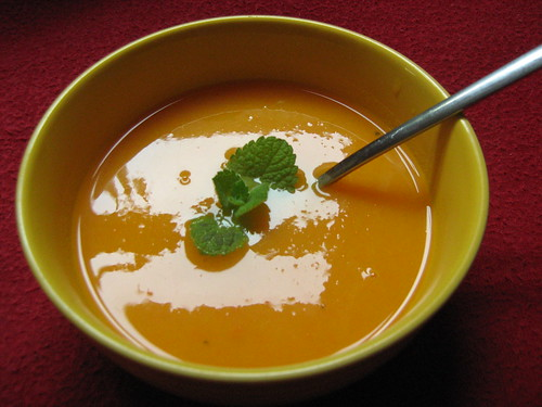 kiki's 3 orange soup