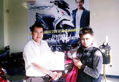 JG Motor - Pemenang Quiz MotoGP Motegi Jepang