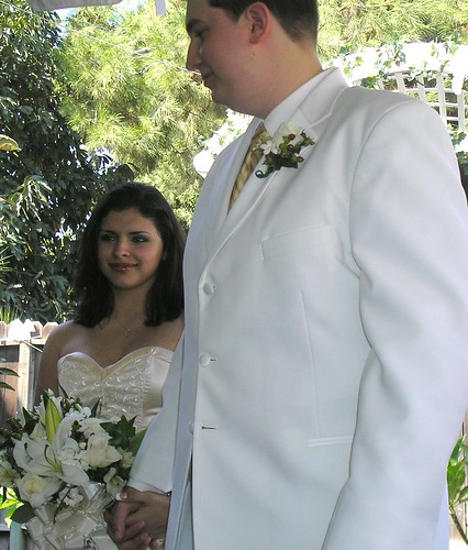 The new Mr. and Mrs.