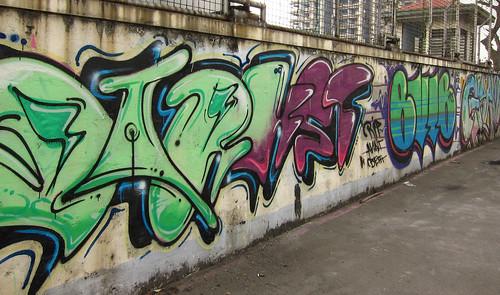 graffiti - Metro Manila, Philippines