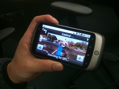 Checking out a Nexus One