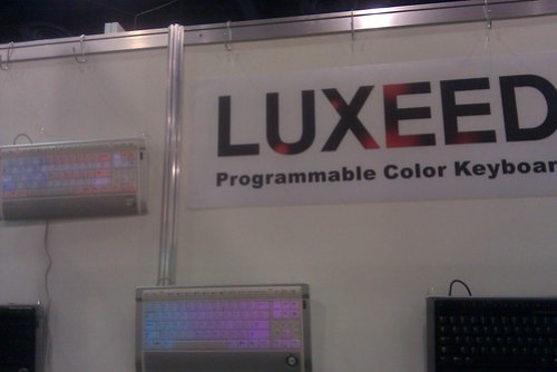 Programmable Color Keyboard