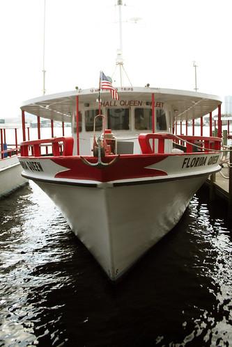 Boat in the Dock
