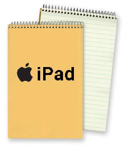iPad: Exclusive Photo
