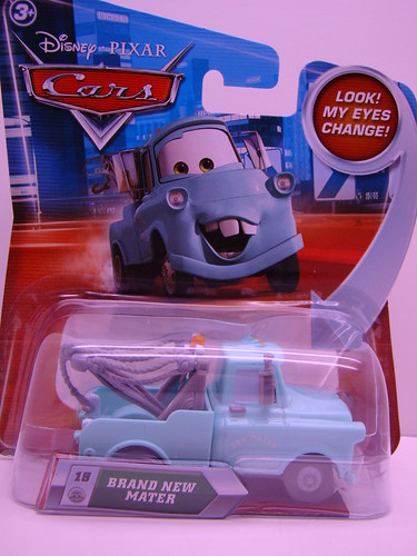 Disney CARS Lenticular  brand new mater