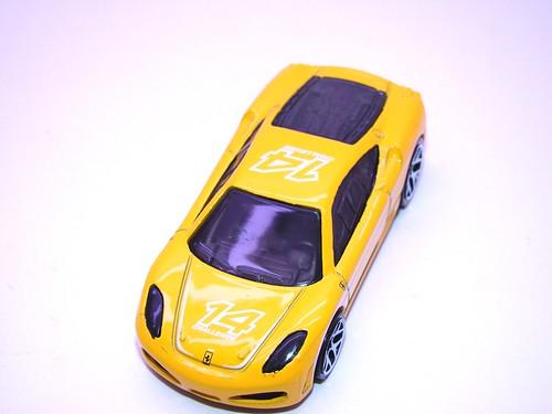hws  ferrari f430 challenge yellow (3)
