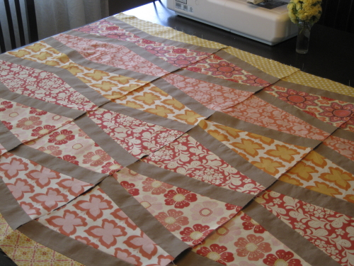 Meadowsweet Baby Quilt
