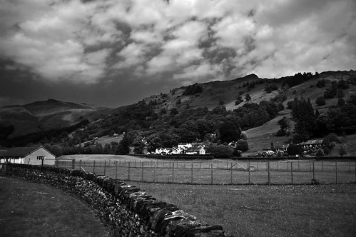 View from Grasmere, Cumbria
