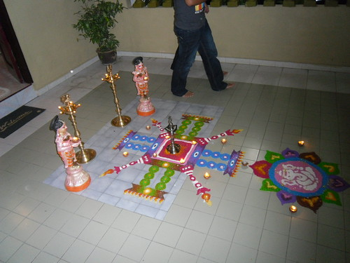 Its the Festive of Lights- the Deepavali.