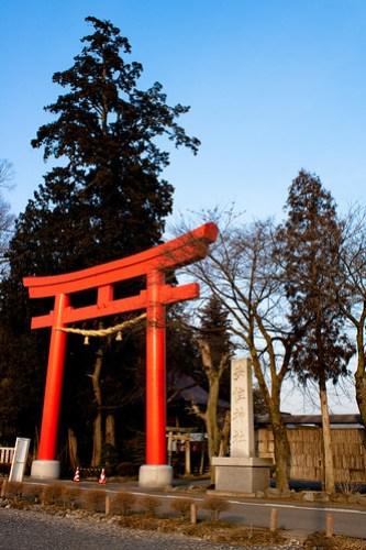 Yasuzumi Shrine