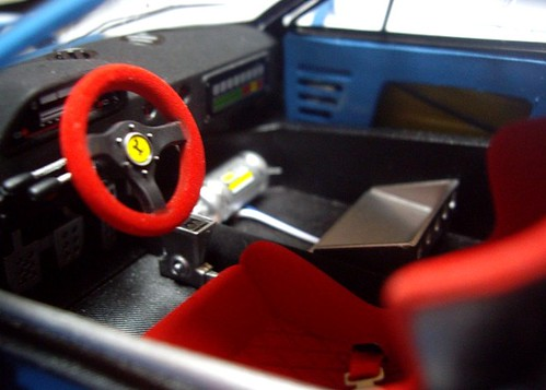 Ferrari F40LM8