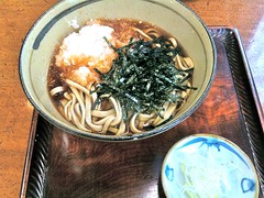 Just boiled Soba