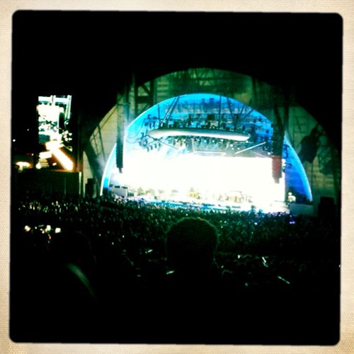 Rock and Roll at the Hollywood Bowl