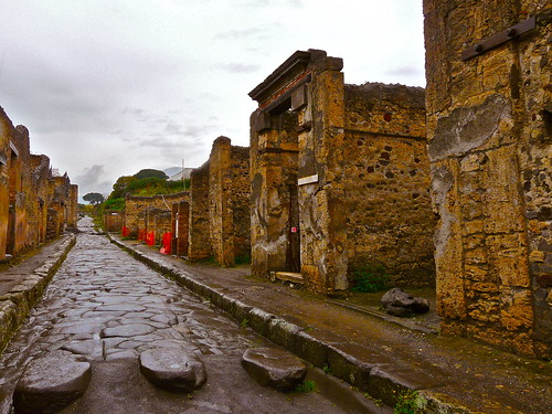 Street of Caecilius by MrJennings