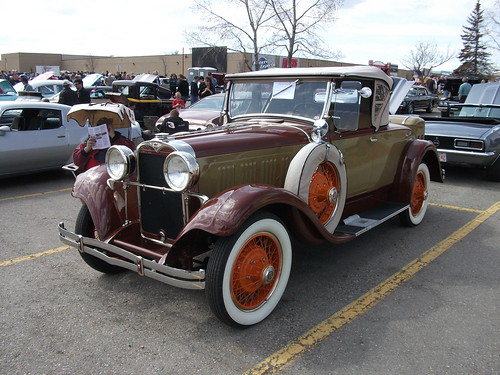 1929 Dodge Brother Victory Six Sport Roadster