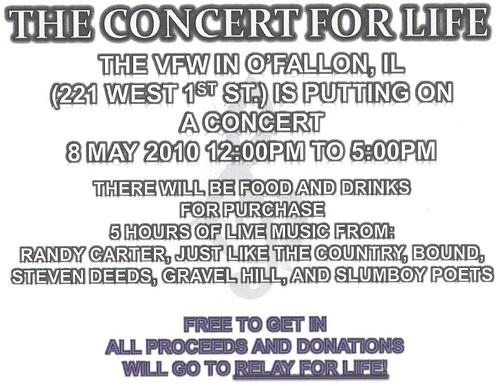 VFW May 8