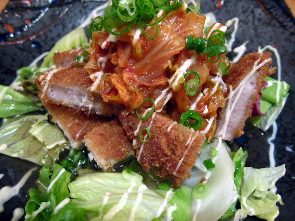 Kimchee Katsu