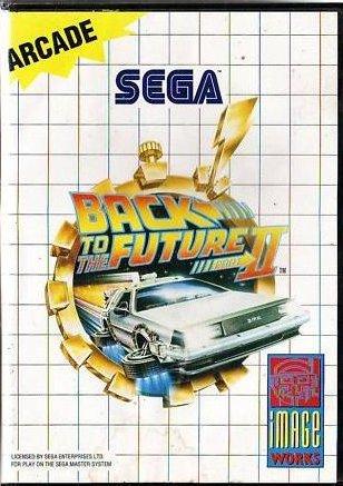 BTTF 2 Sega