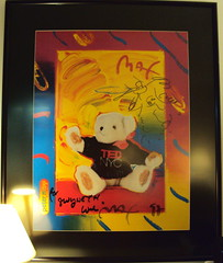 TED Conference '97 - Peter Max Signed Print