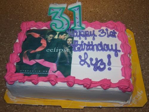 Lyz's 31st Birthday 6/6/10