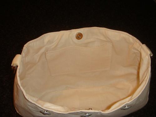 Chameleon Bag Patch Pocket