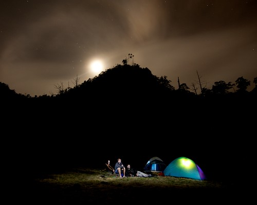 Taiwan - Camping under the Stars
