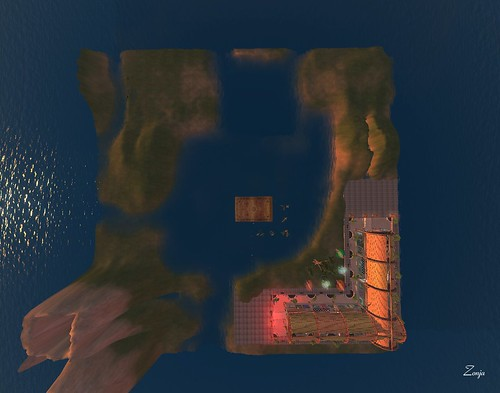 0700 - Condensation Land after deleting all objects where x lt 129 and y gt 127