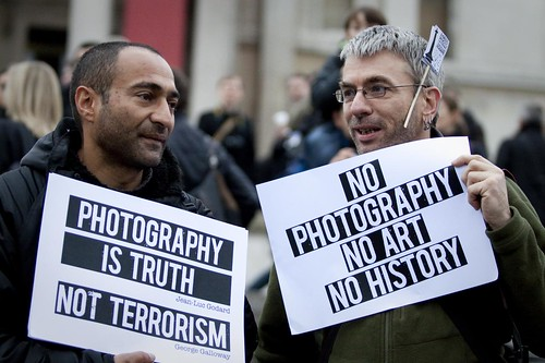 23/365 - I'm a photographer, not a terrorist