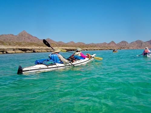 Baja Kayaking -2-