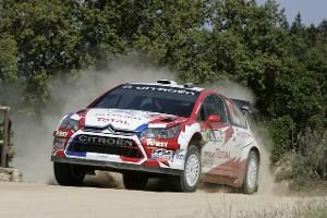 C4 WRC Junior