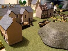 Panzergrenadier assault!