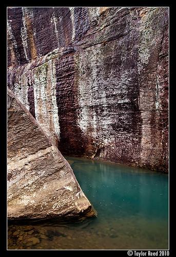 Turquoise Canyon