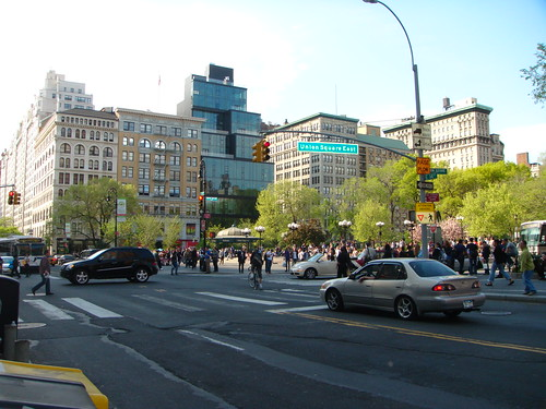 Union Square - 14th & Broadway