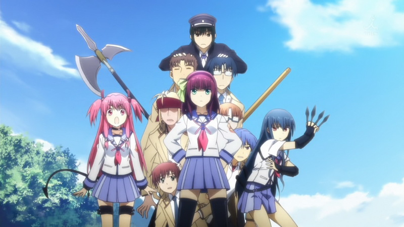 Angel Beats! Episode07 - 17
